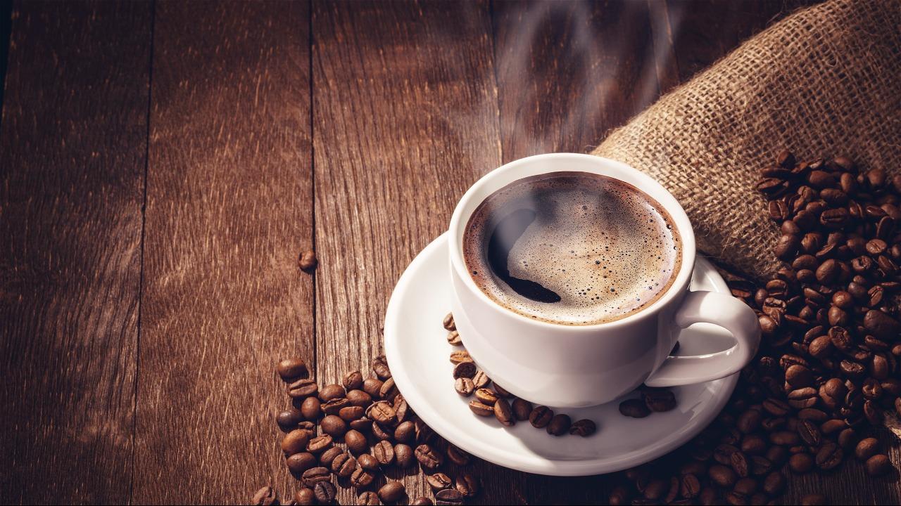 Kop koffie.
